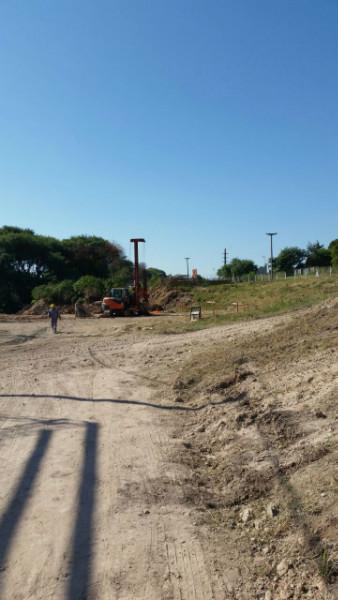 Obra para Riva Constructora