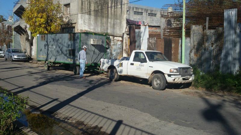 Obre en Campana - Provincia de Buenos Aires.