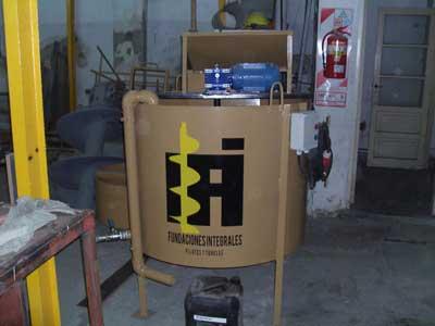 Mezcladora de cemento