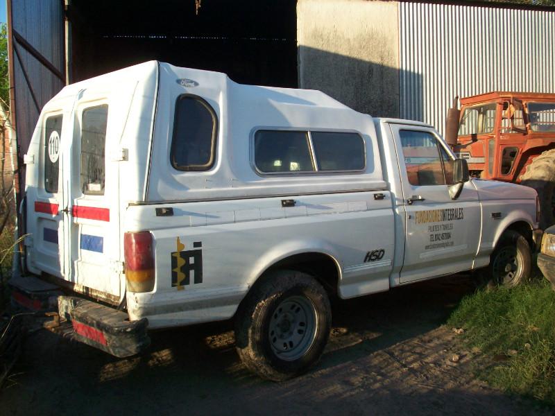 Camioneta F100