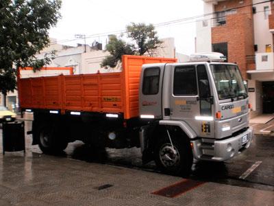 Camión Ford Cargo 18/32