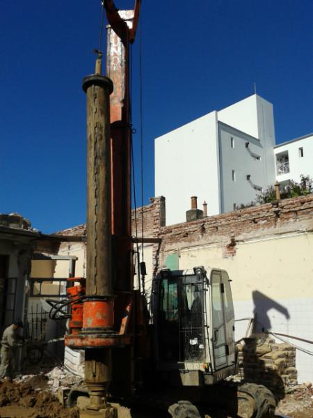 Pilotaje en Ituzaingó 1258 - Santa Fe
