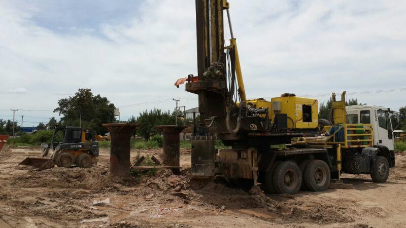 Obra en Santiago del Estero para Solanas SA
