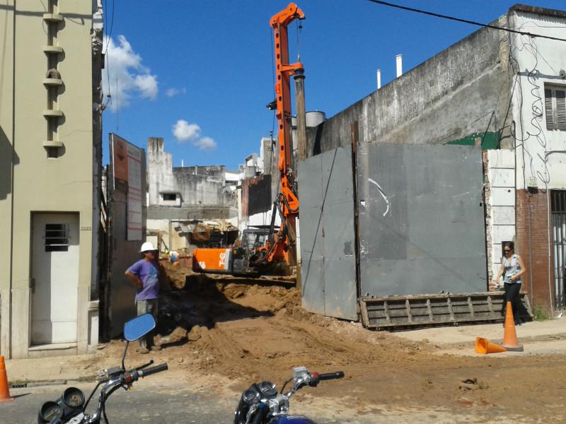 Edificio Latino 22 para JB Construcciones SRL.
