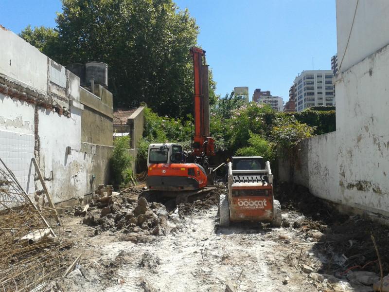 Obra en Ciudad Autonoma De Buenos Aires
